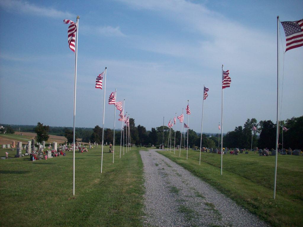 3-Flag Row